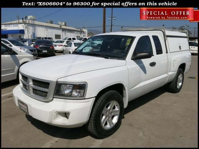 2011 Ram Dakota BighornLonestar Bright White V6 37L Automatic 119571 miles Choose from our w