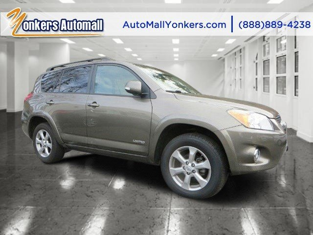 2011 Toyota RAV4 Ltd Pyrite MicaSand Beige V4 25L Automatic 41889 miles Yonkers Auto Mall is t