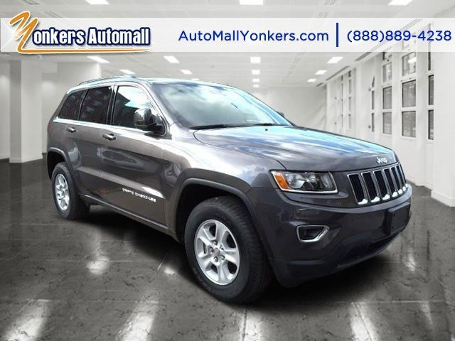 2014 Jeep Grand Cherokee Laredo Granite Crystal Metallic ClearcoatBlack V6 36 L Automatic 1370