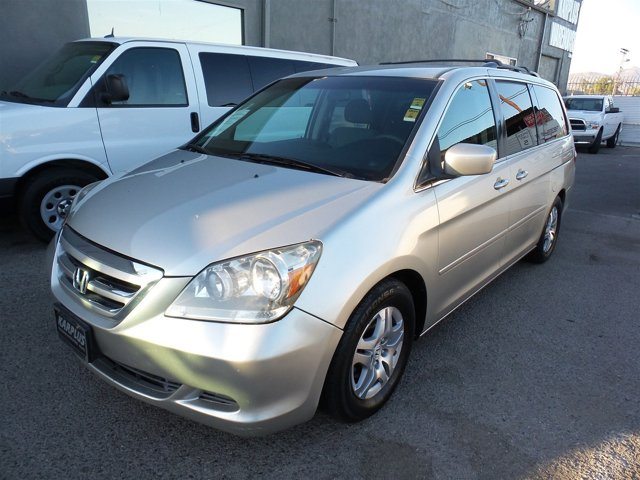 2007 Honda Odyssey EX SilverSilver V6 35L Automatic 89069 miles Deal PendingChoose from ou