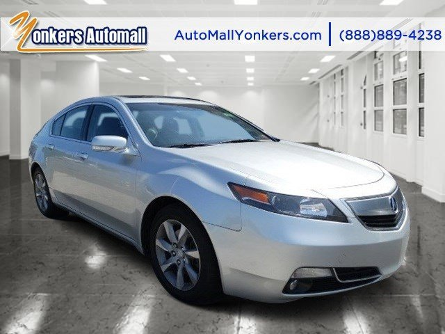 2012 Acura TL Tech Auto Forged Silver MetallicEbony V6 35L Automatic 45525 miles 1 owner cle