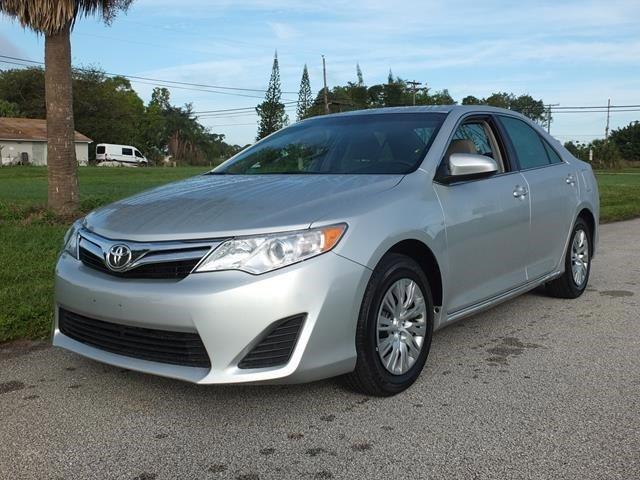 2014 Toyota Camry Silver V4 25 L Automatic 39600 miles KBBcom 10 Best Hybrids Under 30 000