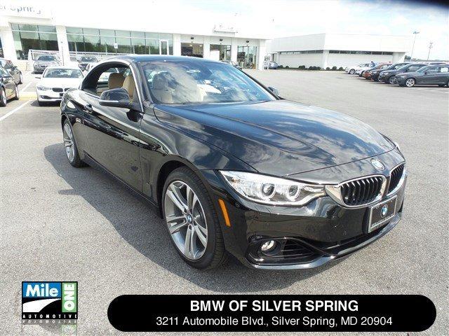 2016 BMW 4 Series 428i Black Sapphire MetallicVenetian Beige V4 20 L Automatic 0 miles Please