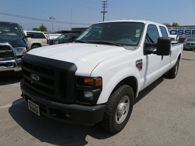 2008 Ford Super Duty F-350 SRW Oxford White V8 64L Automatic 172423 miles Choose from our wid