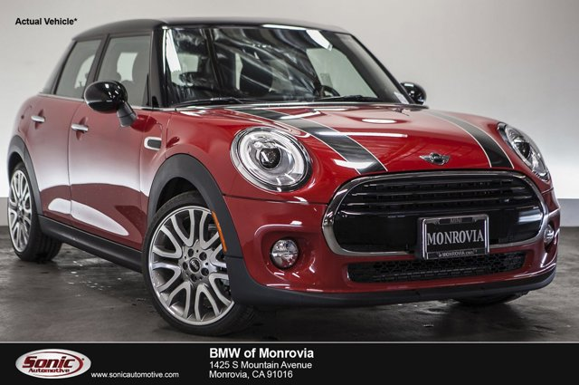 2016 MINI Cooper Hardtop 4 Door 4dr HB Carbon Black V3 15 L Automatic 5 miles  Turbocharged