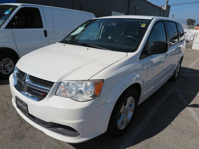 2013 Dodge Grand Caravan Stone White V6 36L Automatic 102731 miles Choose from our wide range