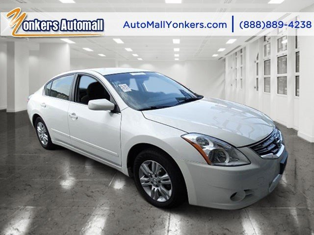 2012 Nissan Altima 25 S  V4 25L Automatic 44281 miles 1 owner clean carfax 2012 Nissan Alt