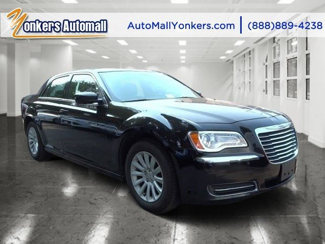 2014 Chrysler 300 Gloss BlackBlack V6 36 L Automatic 28088 miles Yonkers Auto Mall is the pre