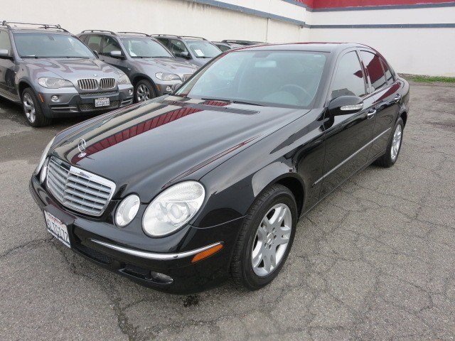 2006 Mercedes E-Class E350 4MATIC 35L BlackCharcoal V6 35L Automatic 77858 miles LOCAL TRADE