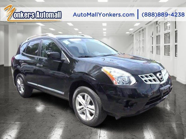 2013 Nissan Rogue SV Super BlackBlack V4 25L Automatic 30236 miles Racy yet refined this 201