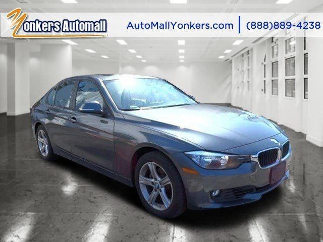 2015 BMW 3 Series 328i xDrive Mineral Gray MetallicBlack V4 20 L Automatic 22207 miles Naviga