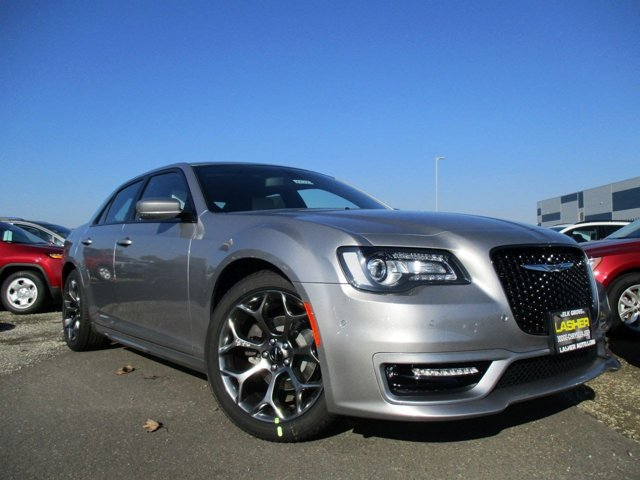 2017 Chrysler 300 300S Billet Silver Metallic Clearcoat V6 36 L Automatic 10 miles  300S PREM