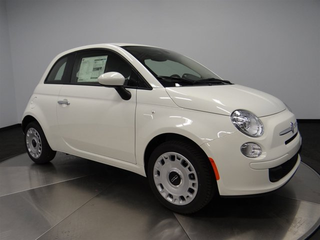 2016 FIAT 500 Pop Bianco WhiteA7X9 V4 14 L Automatic 0 miles Buy it Try it Love it or Le