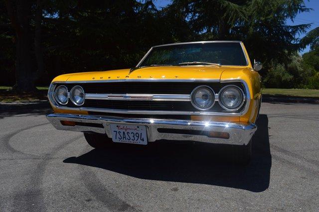 1965 Chevrolet Malibu Convertible Convertible Big Block 396 4 Sp  V  Manual 0 miles Gorgeous r