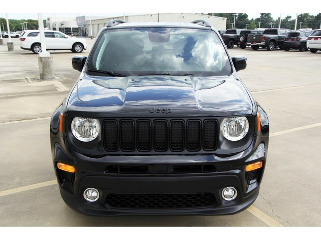 2019 Jeep Renegade Altitude Black ClearcoatBlack V4 24 L Automatic 10 miles 2019 Jeep Renegade