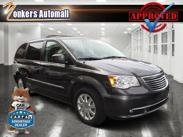 2015 Chrysler Town  Country Touring GrayBlackLight Graystone V6 36 L Auto