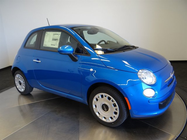 2016 FIAT 500 Pop Laser Blu Bright Met BlueA7X9 V4 14 L Automatic 0 miles Buy it Try it