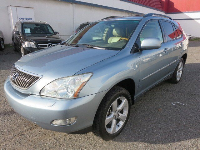 2004 Lexus RX 330 Breakwater Blue MetallicIvory V6 33L Automatic 76828 miles LOCAL TRADE LOW