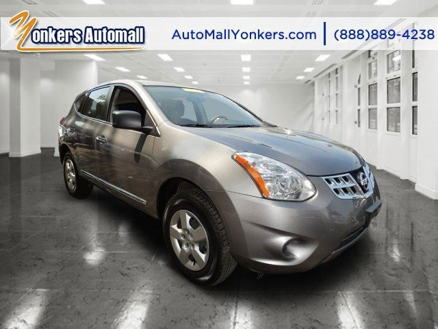 2013 Nissan Rogue S Platinum GraphiteBlack V4 25L Automatic 54780 miles Yonkers Auto Mall is