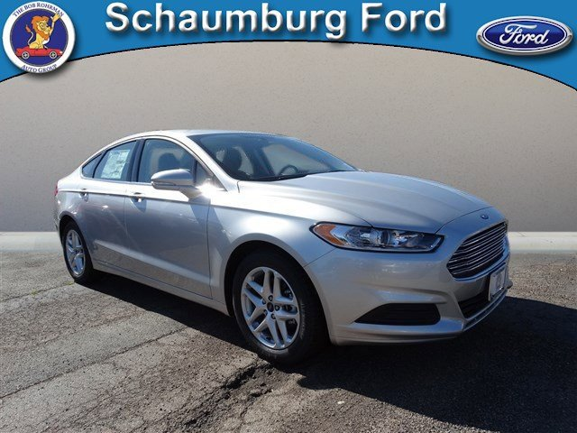 2016 Ford Fusion SE Ingot SilverEbony V4 15 L Automatic 10 miles  UX AW 99D 44W 13B 14K 153