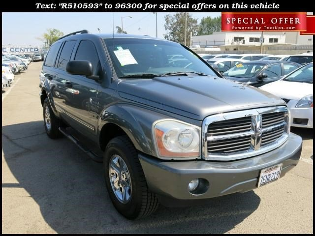 2005 Dodge Durango Limited Mineral Gray Metallic V8 57L Automatic 132031 miles Choose from ou