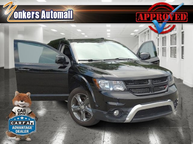 2015 Dodge Journey Crossroad Pitch Black ClearcoatBlack V4 24 L Automatic 42384 miles Check o