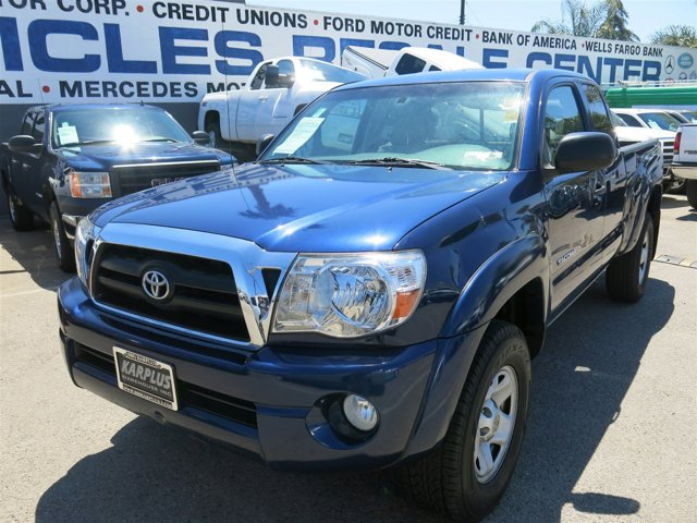 2006 Toyota Tacoma PreRunner BlueBLUE V6 40L Manual 127500 miles Choose from our wide range o
