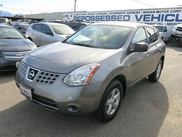 2010 Nissan Rogue S Gotham Gray Metallic V4 25L Variable 130613 miles Deal PendingChoose f
