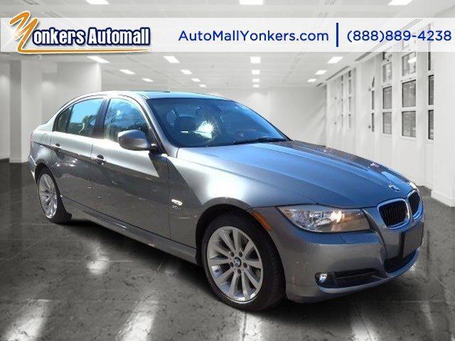 2011 BMW 3 Series 328i xDrive Space Gray MetallicBlack V6 30L Automatic 56370 miles AWD and N
