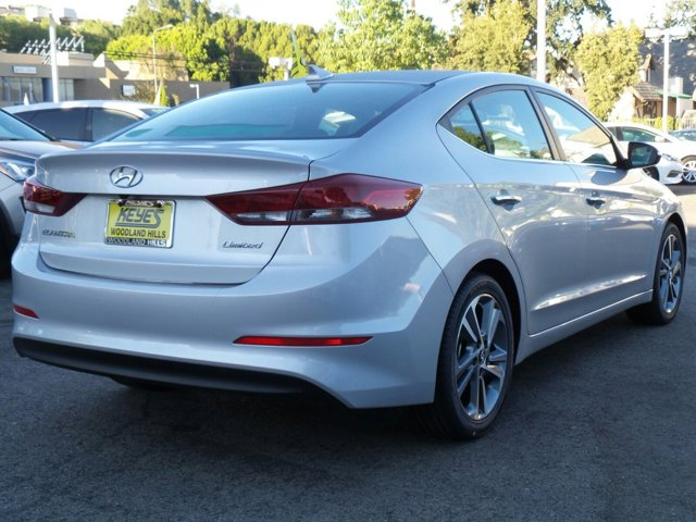 2017 Hyundai Elantra Limited SilverBlack V4 20 L Automatic 23 miles Woodland Hills Hyundai c