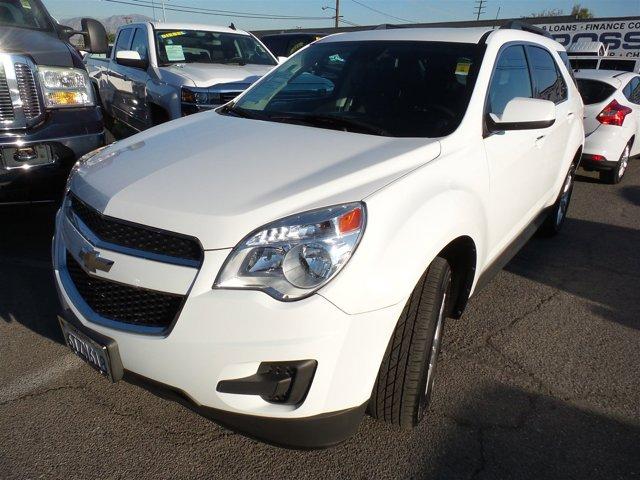 2012 Chevrolet Equinox LT w1LT WhiteWHITE V4 24 Automatic 79325 miles Deal PendingChoose