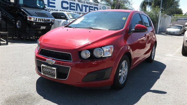 2012 Chevrolet Sonic LT Red V4 18L Automatic 69608 miles Choose from our wide range of over 5