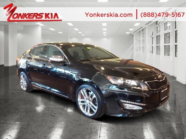 2013 Kia Optima SX wLimited Pkg Ebony BlackBlack V4 20L Automatic 35487 miles This Kia Optim
