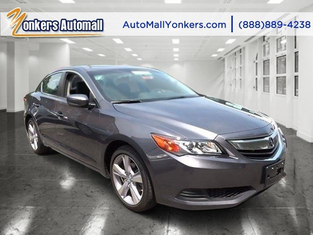 2015 Acura ILX Modern Steel MetallicEbony V4 20 L Automatic 12354 miles Yonkers Auto Mall is
