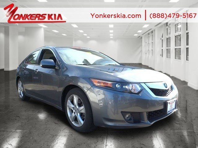 2010 Acura TSX Grigio MetallicEbony V4 24L Automatic 59602 miles Clean carfax MINT condition