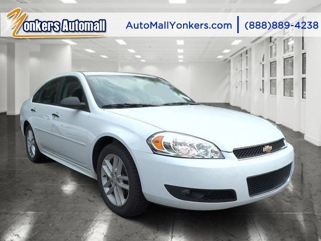 2013 Chevrolet Impala LTZ Summit WhiteEbony V6 36L Automatic 49969 miles 1 owner clean carfa