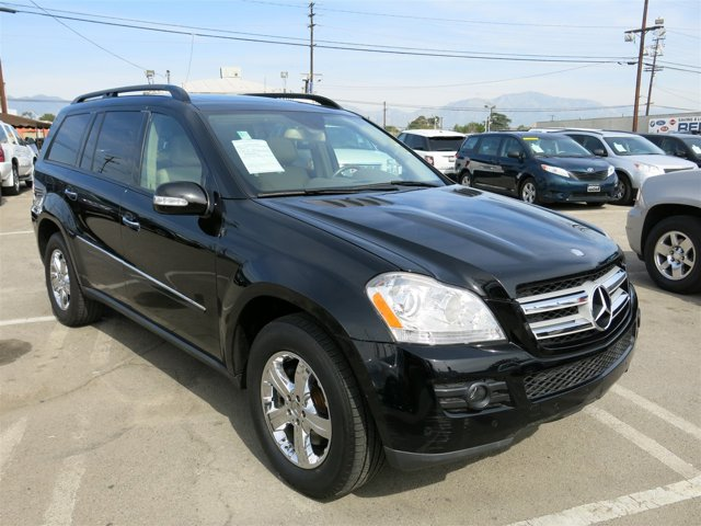 2007 Mercedes GL-Class 4DR 4WD Black V8 47L Automatic 102285 miles Choose from our wide range