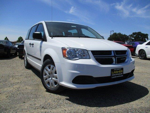 2016 Dodge Grand Caravan SE Bright White Clearcoat V6 36 L Automatic 14 miles  BRIGHT WHITE C