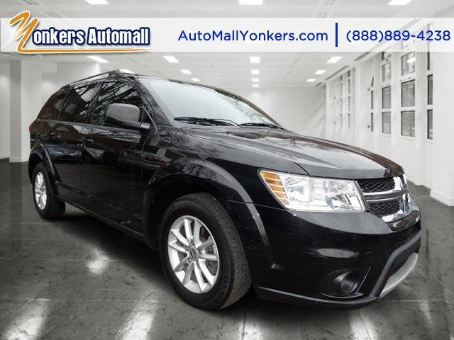 2013 Dodge Journey SXT Brilliant Black Crystal PearlBlack V4 24L Automatic 38294 miles Clean