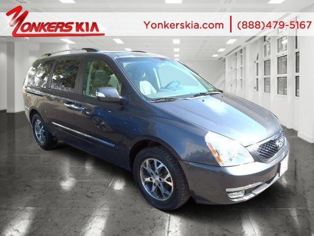2014 Kia Sedona EX Platinum Graphite V6 35 L Automatic 38924 miles Yonkers Kia is the largest