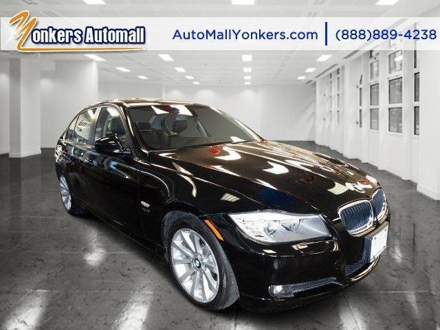 2011 BMW 3 Series 328i xDrive Jet BlackBlack V6 30L Automatic 39749 miles Clean carfax 2011
