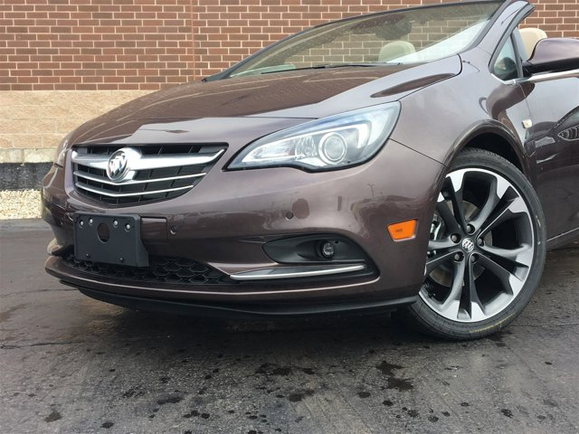 2017 Buick Cascada Premium Toasted Coconut Metallic V4 16L Automatic 3 miles Priced to sell
