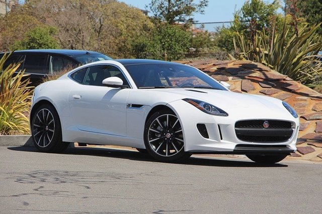 2017 Jaguar F-TYPE Premium POLARIS WHITEJETJET V6 30 L Manual 170 miles Delivers 24 Highway