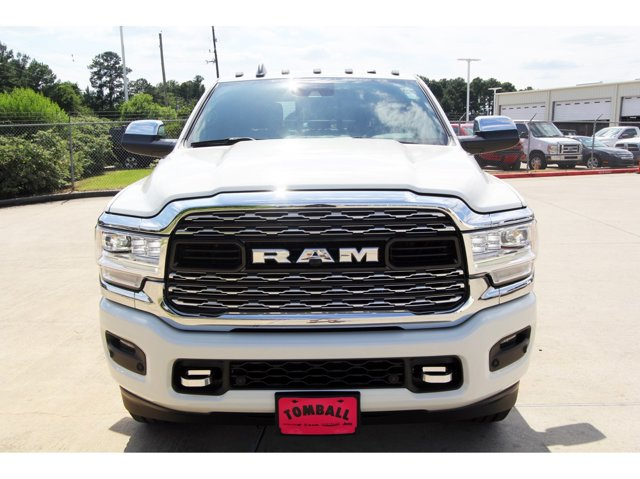 2019 Ram 2500 Limited Pearl WhiteBlack V6 67 L Automatic 11 miles Dealer Discount of 10 474