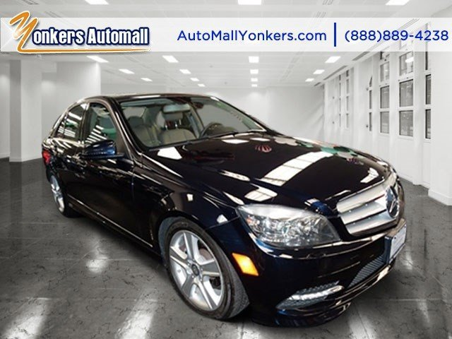 2011 Mercedes C-Class C300 Luxury Capri Blue MetallicAlmondMocha V6 30L Automatic 39842 miles