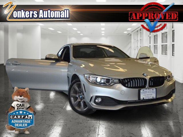 2015 BMW 4 Series 428i xDrive Orion Silver MetallicBlack V4 20 L Automatic 12488 miles Grand