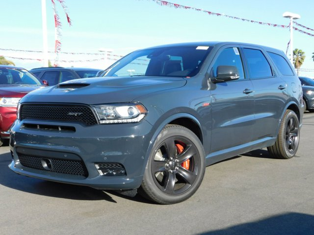 2018 Dodge Durango SRT Bruiser Gray ClearcoatBlack V8 64 L Automatic 0 miles  QUICK ORDER PAC
