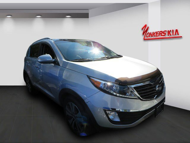 2012 Kia Sportage EX Bright Silver V4 24L Automatic 33687 miles 1 Owner clean carfax ONLY 3