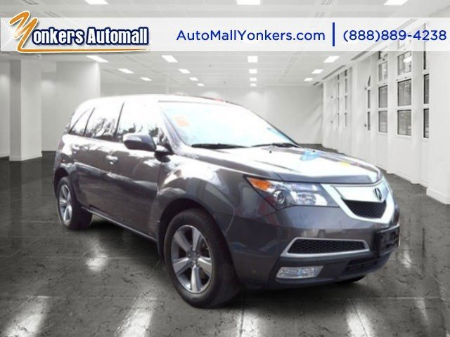 2012 Acura MDX Tech Pkg Palladium MetallicGray V6 37L Automatic 51596 miles 1 owner clean car
