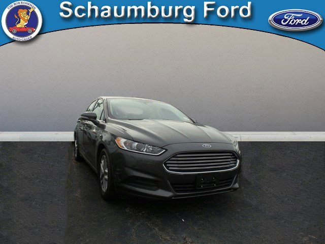 2016 Ford Fusion SE MagneticEbony V4 15 L Automatic 15 miles  J7 AW 99D 44W 13B 14K 153 60N